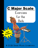 C Major Scale Exercises for the Bells