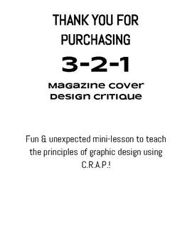 C.R.A.P. Principles of Design Mini-Lesson