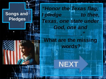 C-Scope Social Studies Review PPT, A New Beginning, Texas History