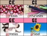 C Suave and G Suave (/ce/, /ci/, /ge/, /gi/)  Spanish Phon