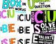 C.U.B.E.S. Poster Set