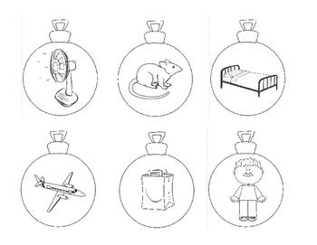 C-V-C Ornaments