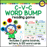 CVC SHORT VOWEL WORDS BUMP GAME