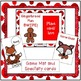 C-V-C Short Vowels Game - SWIPE  Gingerbread Man Theme