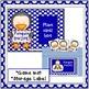C-V-C Short Vowels Game - Penguin SWIPE Game {EDITABLE}