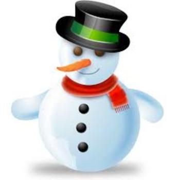 C-V-C Snowmen & Name Snowmen!