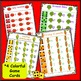 C-V-C Word Building Game – Garden Veggies Roll & Read!
