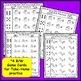 C-V-C Word Literacy Game - School Monsters