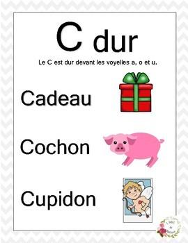 C doux et C dur