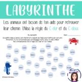 C dur et C doux: Labyrinthe