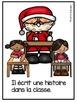 Noël (Comptine et activités pour décembre) - French Christmas reading & writing