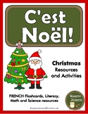 C'est Noël - French Christmas activities and resources