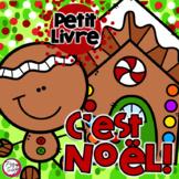 C'est Noël! French Emergent Reader