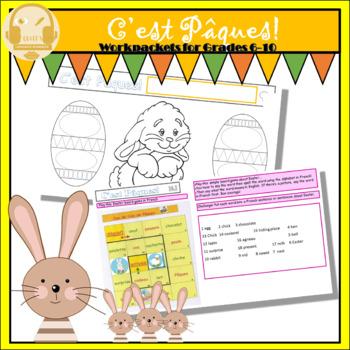 C'est Pâques! (6-10)