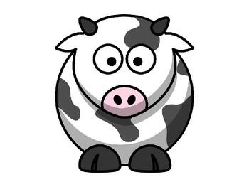 C'est Qui? speaking game - les animaux de la ferme - farm animals
