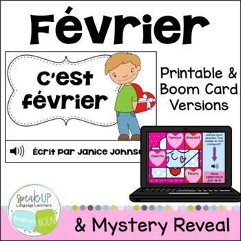 C Est Fevrier French February Reader