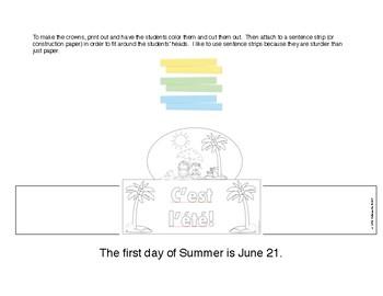 C'est l'été!