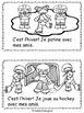 C'est l'hiver! (Petit livre GRATUIT) French Immersion, Lecture, maternelle