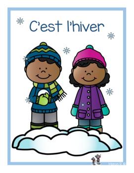 C'est l'hiver (pour la France)