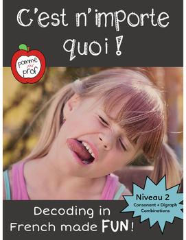 C'est n'importe quoi! (French Decoding Game - Level 2)