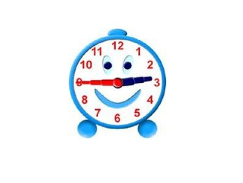 C'est quelle heure? - time in French