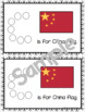 C is for Chinese New Year! {Do-A-Dot Booklet}