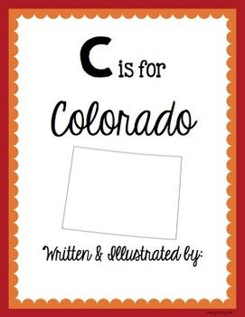 C is for Colorado (A State Alphabet Book)