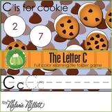 C is for Cookie File Folder Game