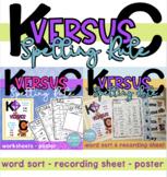 C or K Spelling Rule BUNDLE