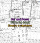 C or K Spelling Rule Worksheets and Poster - K verses C