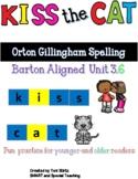 C vs. K Worksheets Orton Gillingham Spelling