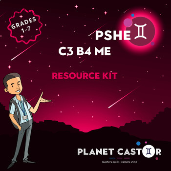 C3-B4-ME Kit | Promote Problem Solving | Grades 1-7