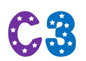 C3 B4 ME display