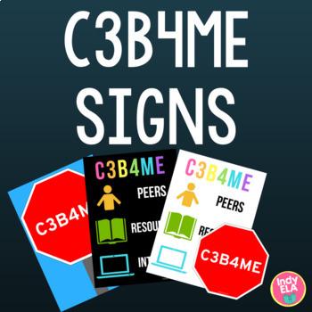 C3B4ME Signs