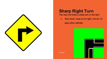CA DMV Warning Sign PowerPoint