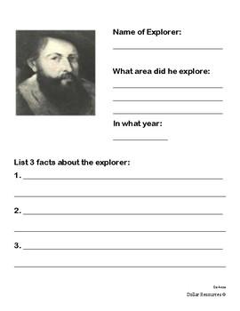 CA Explorers Report