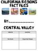 CA Region Map & Fact Booklet