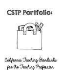 CA Teaching Standards Binder Set