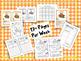 CA Treasures • Animal Teams• Interactive Notebook • Unit 4 Week 5
