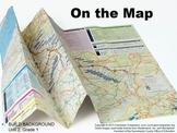 CA Treasures On The Map Grade 1 Unit 2 (Common Core Standards)