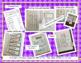 CA Treasures • Cool Jobs • Interactive Notebook • Unit 6 Week 3