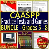 CAASPP Test Prep - ELA - California Assessment Bundle