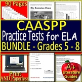 CAASPP Test Prep - ELA California Practice Tests