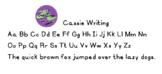 CAB Fonts Cassie Handwriting
