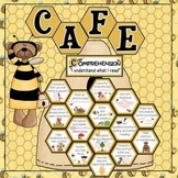 CAFE Bee Bulletin Board Set