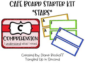 CAFE Board Starter Kit (Stars)