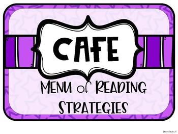 Stars CAFE Board Starter Kit (Editable!)
