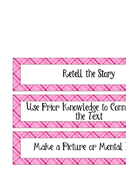 CAFE Board Strategy Cards: Comprehension