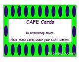 CAFE Cards