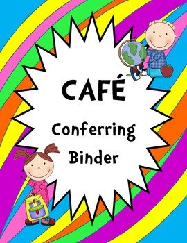CAFE Conferring Notebook Templates